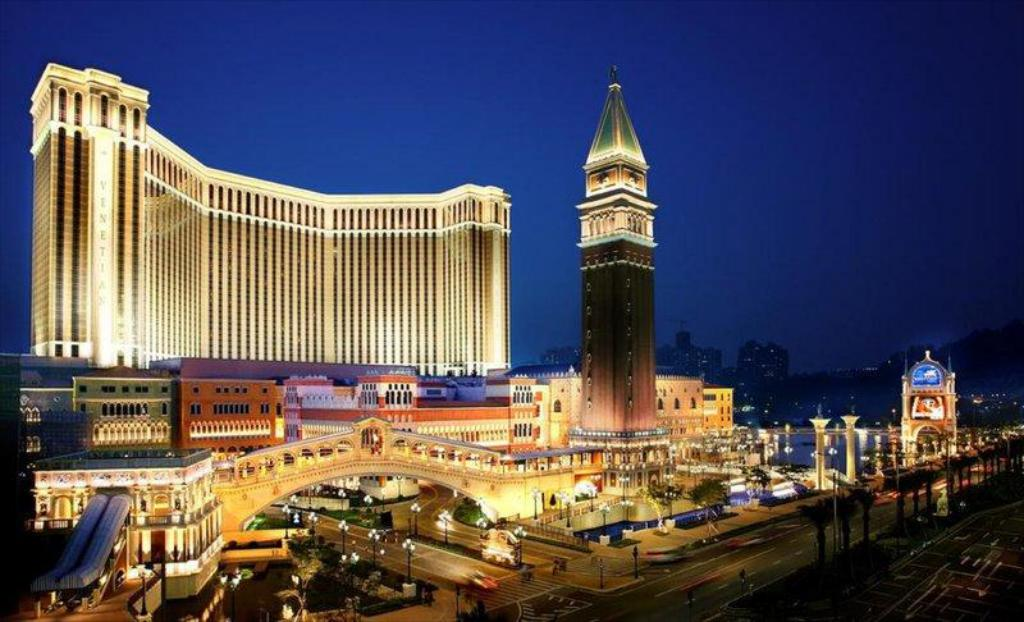 The Venetian Macao Casino Mewah