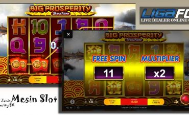 Mengenal Jenis Mesin Slot Big Prosperity